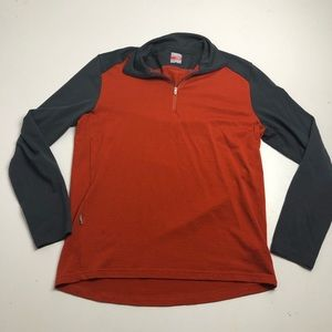 Icebreaker Merino 260 Wool Quarter Zip Sweater